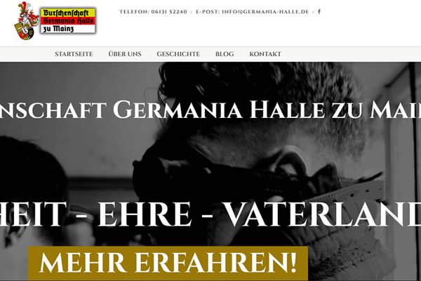 Neue Netzseite