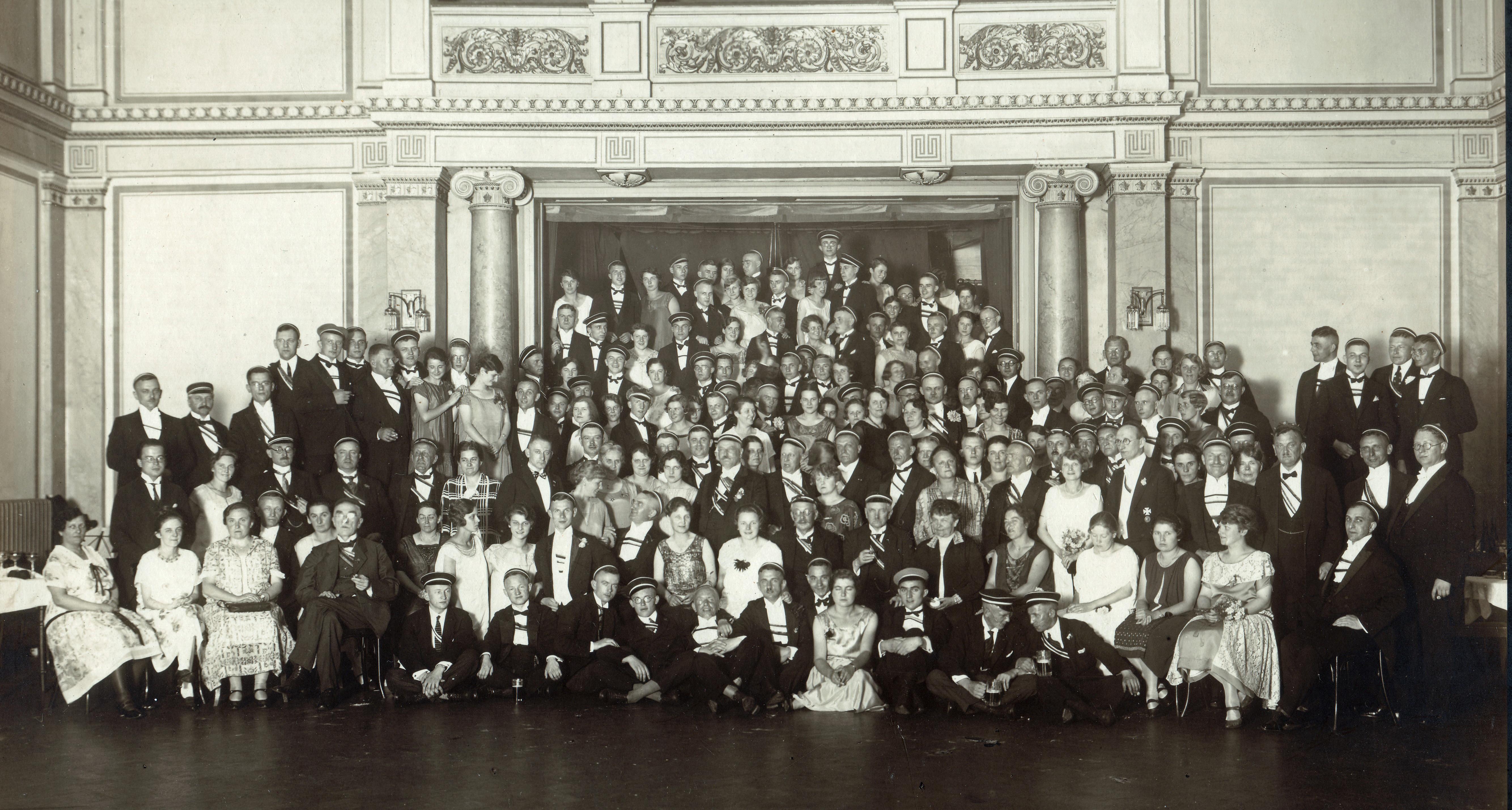 Kartellfest Halle 1926